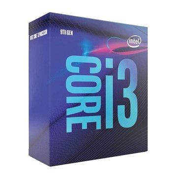 INTEL 英代爾  I3-9100 3.6GHz/4.2GHz 4核4緒-1151
