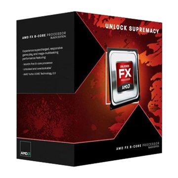 AMD 超微 FX-8320/3.5GHz/八核心/AM3+