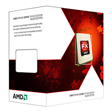 AMD 超微FX-6300/3.5GHz/六核心/AM3+