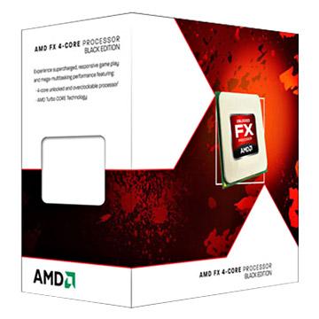 AMD 超微FX-4300/3.8GHz/四核心/AM3+