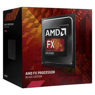 AMD 超微 FX-8370 /4.0Hz/八核心/AM3+