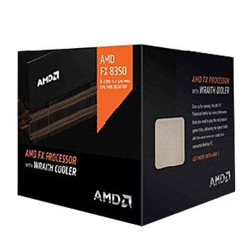 AMD 超微FX8350/4.0GHz/八核心/AM3+/幽靈風扇