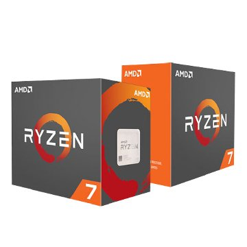 AMD 超微 RYZEN R7-1800X/3.6~4.0G/八核/AM4無風扇內顯