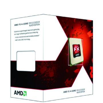AMD 超微 FX-4350/4.2GHz/四核心/AM3+
