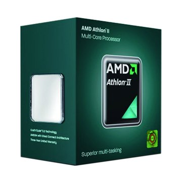 AMD 超微 Athlon II X4-640/3.0GHz/四核心