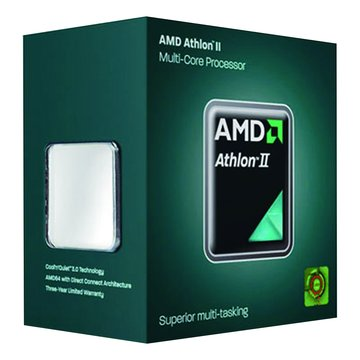 AMD 超微 Athlon II X3-450/3.2GHz/三核心