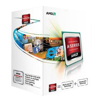 AMD 超微 FM2 APU A4-5300/3.4GHz/雙核心/HD7480D