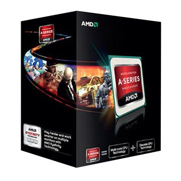 AMD 超微 FM2 APU A10-5800K/3.8GHz/四核心/HD7660D