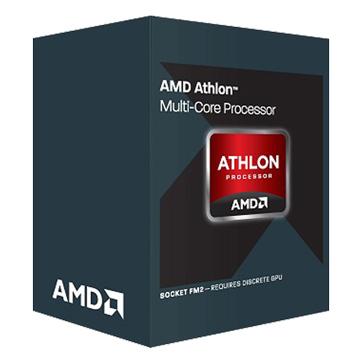 AMD 超微 FM2 Athlon X4-750K/3.4G/四核心/無顯