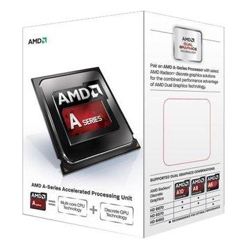 AMD 超微 APU A4-6300/3.7GHz/雙核心/FM2
