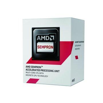 AMD Sempron 3850/1300MHz/四核心