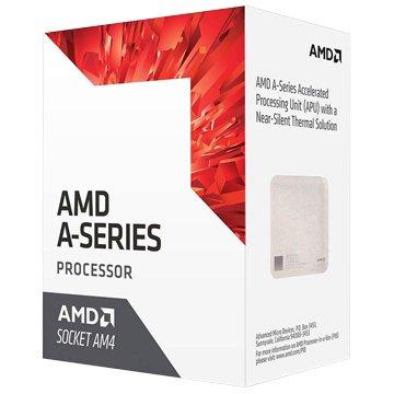 AMD 超微A8-9600/3.1GHz/四核心/內顯/AM4/風扇