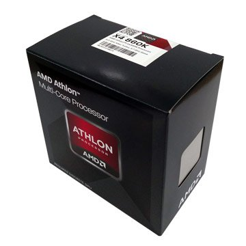 AMD 超微 Athlon II X4-860K/3.7GHz/四核心/無顯/S2.0風扇