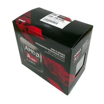 AMD 超微A8-7670K/3.5GHz/四核心/FM2+/APU/S2風扇