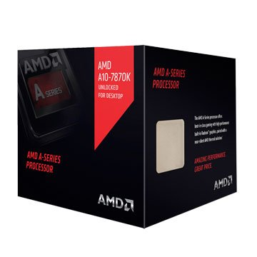 AMD 超微A10-7870K/4.1GHz/四核心/FM2+/APU/S3風扇