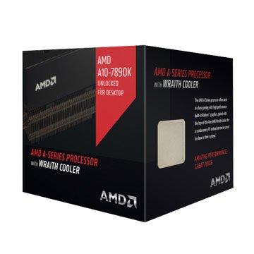 AMD 超微 A10-7890K/4.1GHz/四核心/FM2+/APU/幽靈風扇