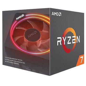 AMD 超微 RYZEN R7 2700X/3.7/八核/無內顯