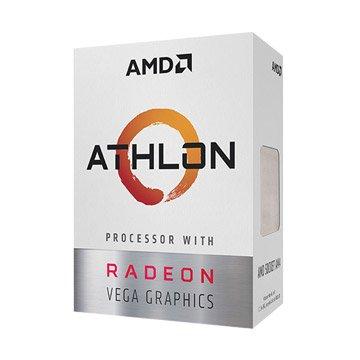 AMD  Athlon-200GE/3.2G雙核AM4有內顯