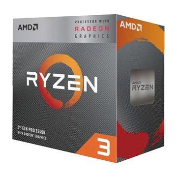 AMD 超微 R3-3200G 3.6GHz /4核4緒(VEGA8內顯)