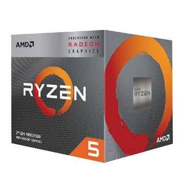 AMD 超微 R5-3400G 3.7GHz 4核8緒(VEGA11內顯)