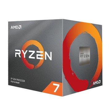 AMD 超微 R7-3700X3.6/4.4G 8核16緒(無內顯)7奈米