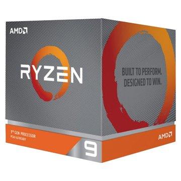 AMD  Ryzen 9-3900X 3.8GHz 12核心(無內顯)