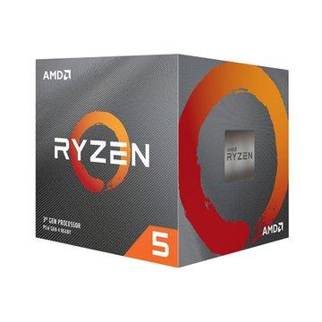 AMD 超微 R5-3500X 3.6~4.1GH6核6緒(無內顯)7奈米