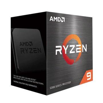 AMD 超微 R9-5950X 3.4GHz 16核32緒(無內顯)-7奈米