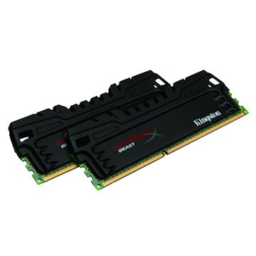 Kingston 金士頓 DDR3 2400 8G(4G*2)超頻新版 PC用