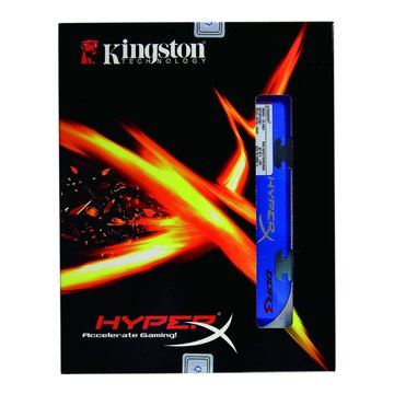 Kingston 金士頓 DDR3 1600 6G(2G*3)超頻 PC用