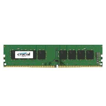 Micorn 美光 DDR4 2400 4G PC用(單面)(捷元公司貨)
