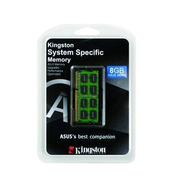 Kingston 金士頓 DDR3L 1600 8G ASUS NB用(1.35V)