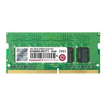 Transcend 創見 DDR4 2133 4G SO-DIMM NB用