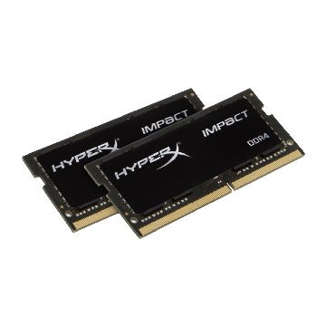 Kingston 金士頓 DDR4 2400 8G(4G*2)HyperX NB用