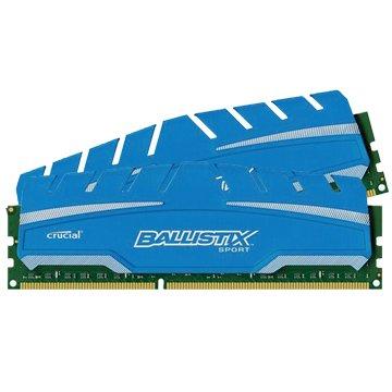 Micorn 美光 DDR3 1866 16G(8G*2 )超頻 PC用