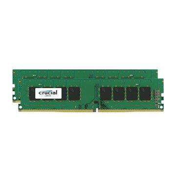 Micorn 美光 DDR4 2400 32G(16G*2) PC用
