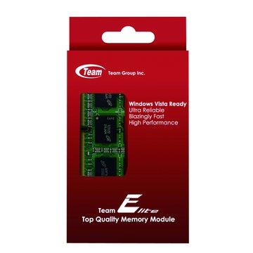 team 十銓 DDR3 1066 2G SO-DIMM NB用