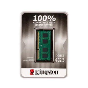 Kingston 金士頓 DDR3L 1600 4G 品牌NB用(1.35V)