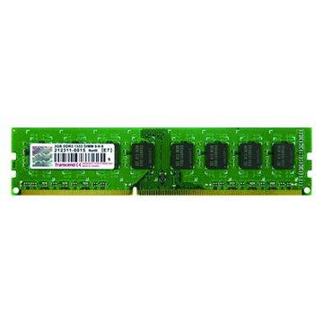 Transcend 創見DDR3 1333 4G PC用(雙)