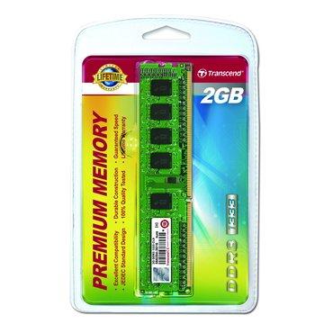 Transcend 創見 DDR3 1333 2G JETRAM PC用