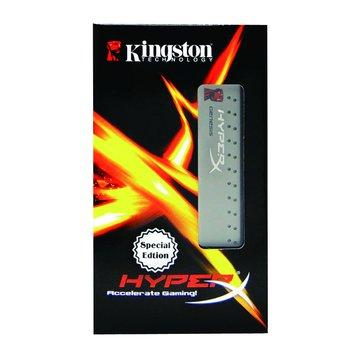 Kingston 金士頓 DDR3 1600 4G(2G*2)超頻 PC用(限量)
