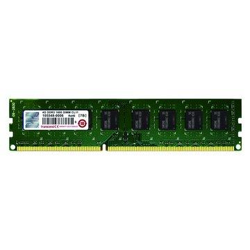 Transcend 創見 DDR3 1600 4G PC用(雙)
