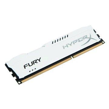 Kingston 金士頓 DDR3 1866 8G(4G*2)HyperX FURY(白)