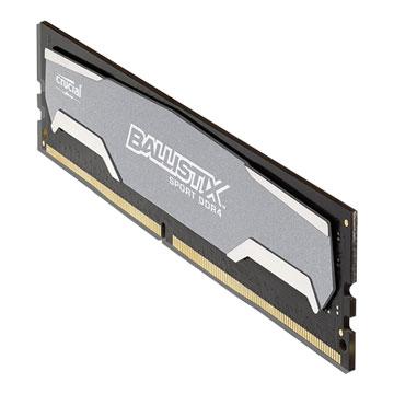 Micorn 美光 DDR4 2400 8G超頻PC用 記憶體