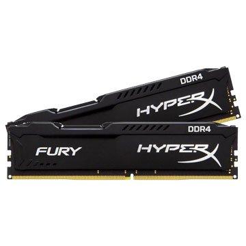 Kingston 金士頓 DDR4 2666 16g(8G*2) HyperX PC用