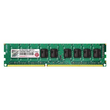 Transcend 創見 DDR3 1600 8G ECC Server用(512M*88)