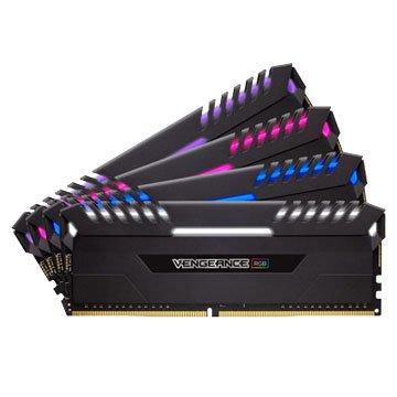 CORSAIR 海盜船 RGB DDR4 2666 32G(16*2) PC用 客訂品