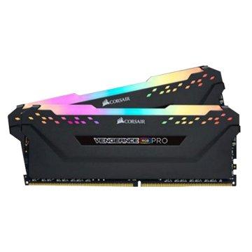 CORSAIR Vengeance RGB PRO DDR4 3000 16G(8G*2) PC用 客訂品