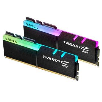G.SKILL 芝奇 TZ RGB DDR4 2400 16G(8G*2)-炫光