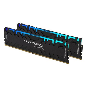 Kingston RGB DDR4 3200 16G(8G*2) HyperX Predator PC用